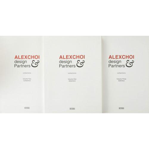 ALEXCHOI design & Partners Collections (Inglês) Capa Comum