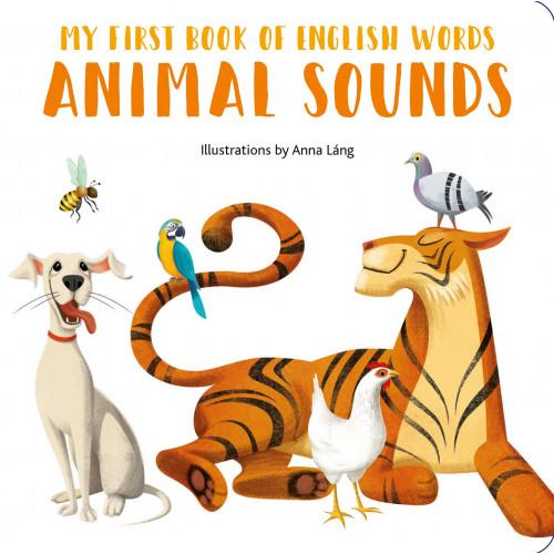 Animal Sounds  (Inglês) Livro cartonado