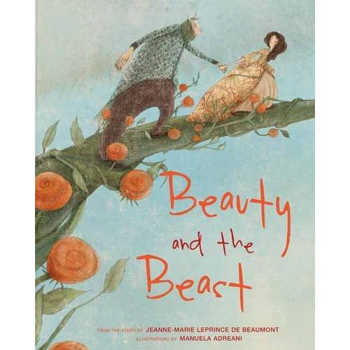 Beauty and the Beast (Inglês) Capa dura