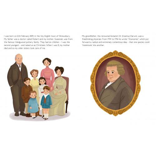 Charles Darwin (Inglês) Capa dura