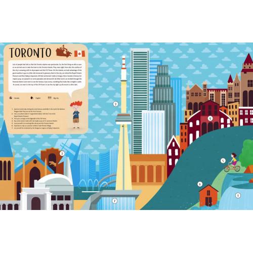 City Atlas (Inglês) Capa dura