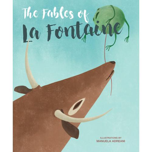 Fables Of La Fontaine (Inglês) Capa dura
