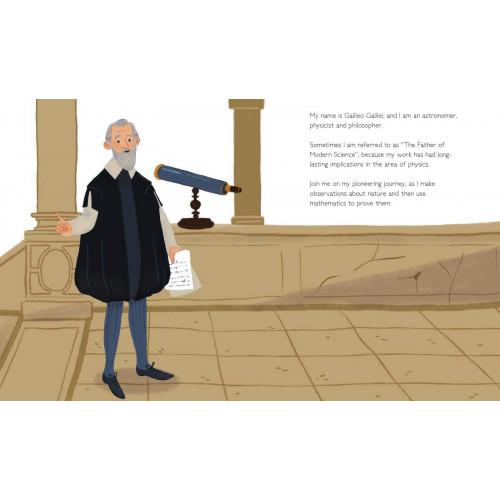 Galileo Galilei (Inglês) Capa dura