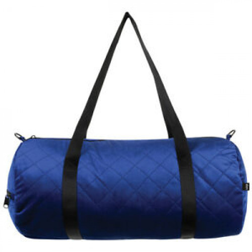 ECOBAG LOQI QUILTED BETTY BLUE WEEKENDER