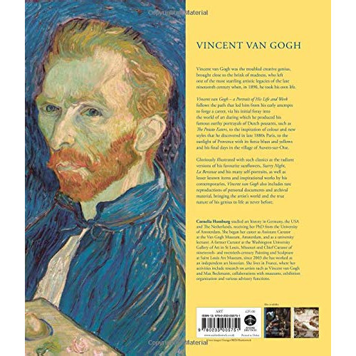 Vincent van Gogh: A Portrait of the Artist's Life and Work (Inglês)