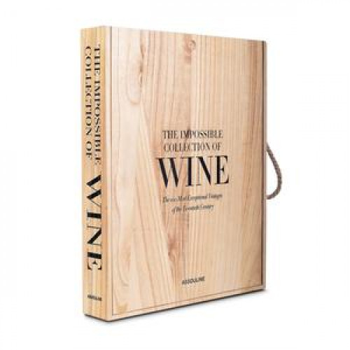 The Impossible Collection of Wine - Assouline