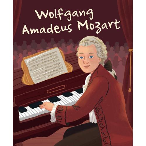 Wolfgang Amadeus Mozart (Inglês) Capa dura