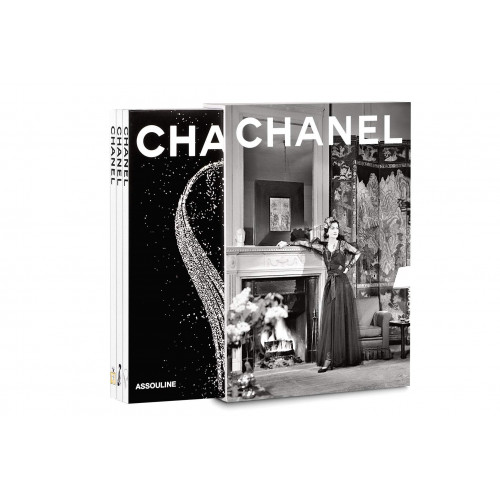 Chanel Set of 3 (New Edition) - Assouline