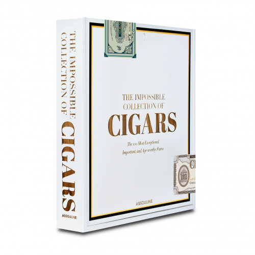 The Impossible Collection of Cigars - Assouline